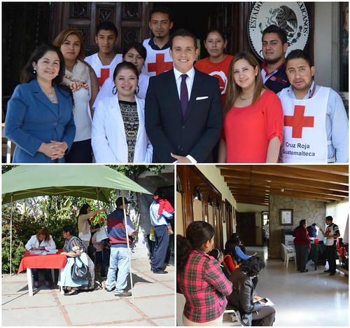 Se realiza en Quetzaltenango Primera Jornada de Salud y Prevención