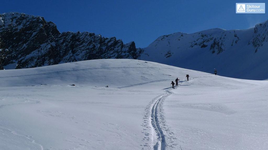 Mittlerer Seelenkogel Ötztaler Alpen / Alpi Venoste Österreich foto 04