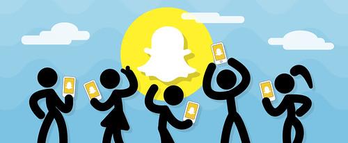5 maneras de usar Snapchat para negocios