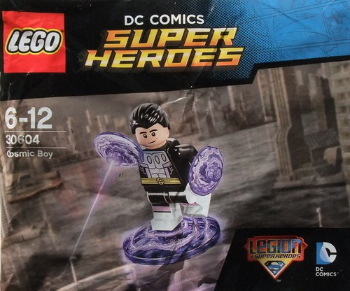 LEGO DC Super Heroes Cosmic Boy (30604)
