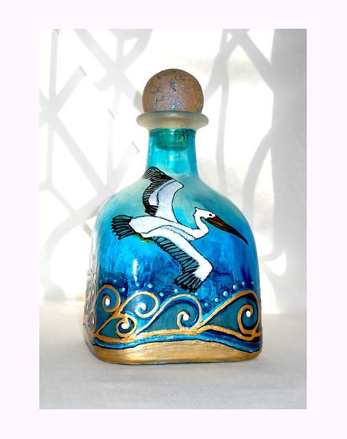 Pelican Patron Bottle