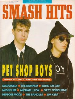 Smash Hits, February 26, 1985 – p.01