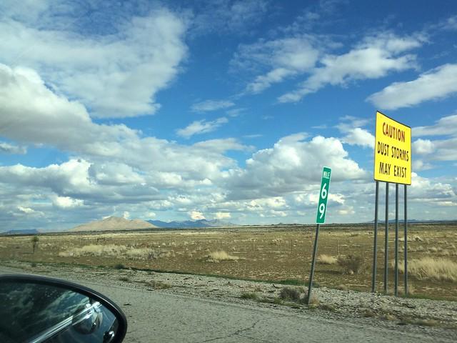 Southwestern Car Interlude. March 17-21, 2015.