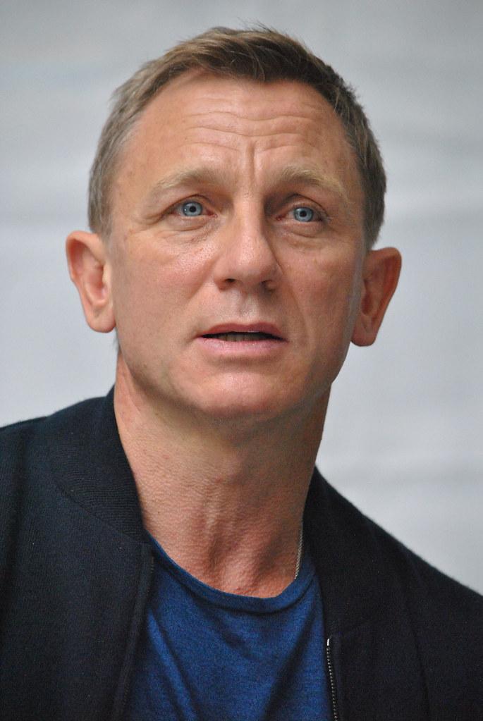 Дэниел Крэйг — Пресс-конференция «007: СПЕКТР» 2015 – 54