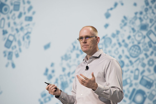 Robert Clark, Java Keynote, JavaOne 2015 San Francisco