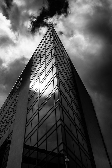 A Building Somewhere in Aberdeen_