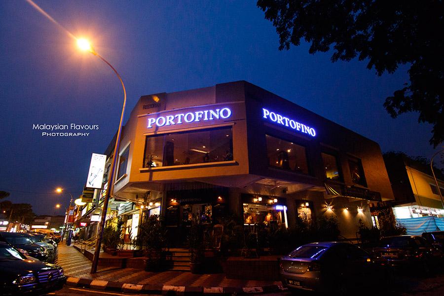 Portofino Italian Restaurant Lucky Garden Bangsar Kl Malaysian