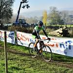 Koppenbergcross Nieuwelingen 1-11-2015