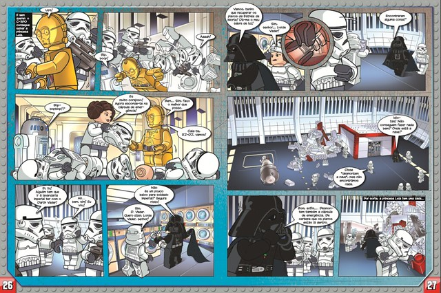 Revista LEGO Star Wars 1b