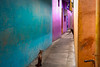 Alleyway. Mahabalipuram, India