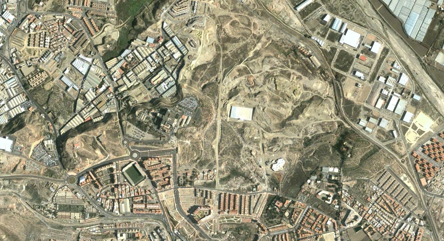 almería, to the mery, antes, urbanismo, planeamiento, urbano, desastre, urbanístico, construcción