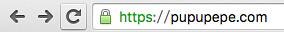 全站都是https連線