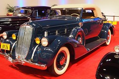 1938 Pierce-Arrow Convertible Coupe '8Y 24' 1