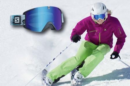 Vyhlášení soutěže o špičkové lyžařské brýle Salomon!