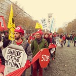 Sat, 12/12/2015 - 12:22pm - Redline Paris climate change March