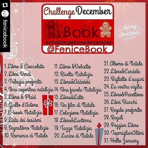 Challenge Book December
