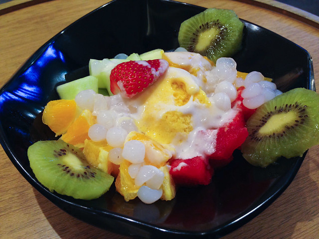 fruits-mango-icecream-sago
