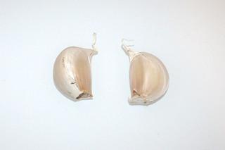 02 - Zutat Knoblauch / Ingredient garlic