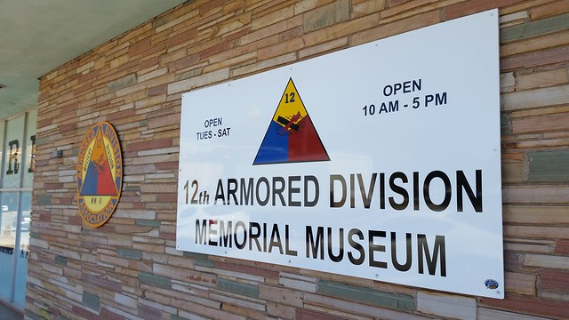 12th Armored Division Museum