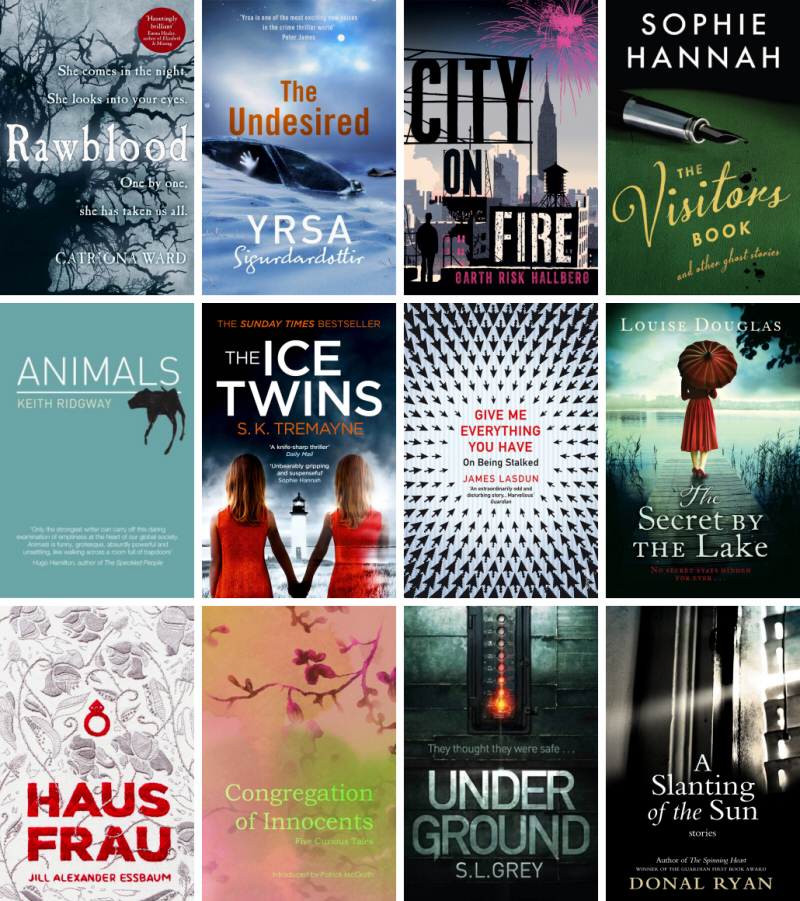 November 2015 books