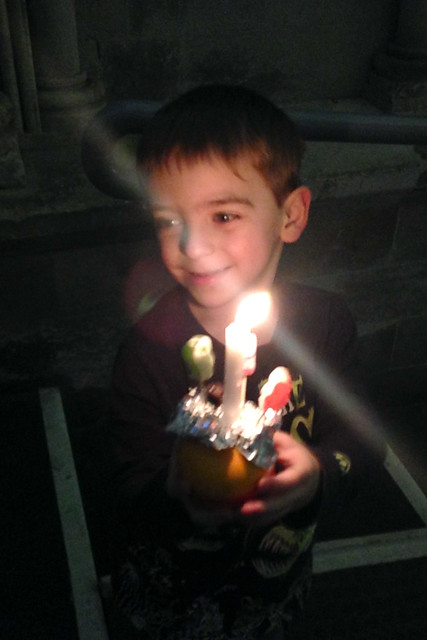 Header of Christingle