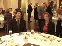 Mark Duerst and his wife Leslie.