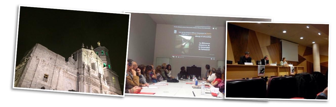 I Jornadas sobre Prácticas y Reflexiones en Educación Patrimonial'_prep1_valladolid