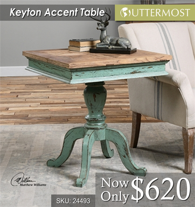 24493 -- Keyton Accent Table $620