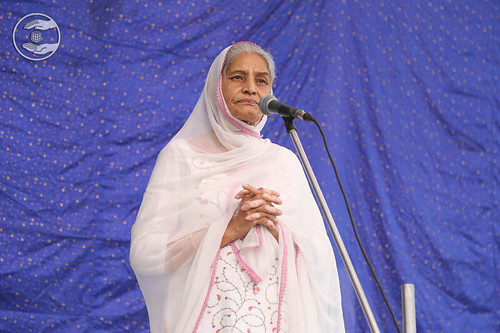 Gurmeet Kaur from Sant Nirankari Colony, Delhi expresses her views