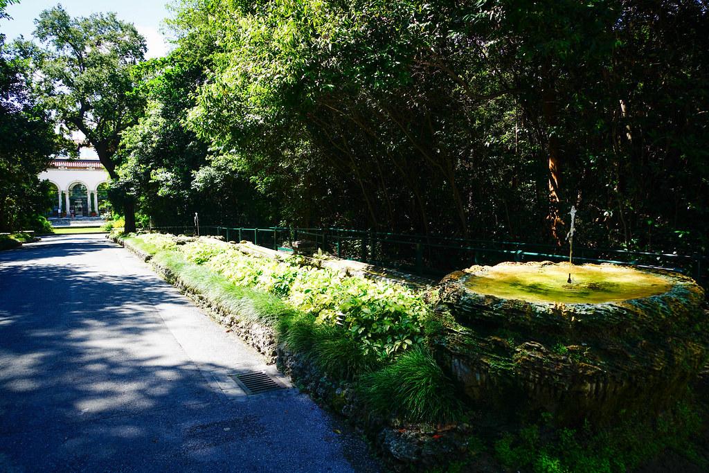 Vizcaya Garden, Flórida
