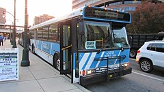 Montgomery County Transit Ride On 1999 Orion V #5715