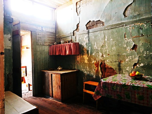 Humberstone Ghost town (Chile)