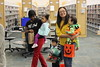 Big Pumpkin Halloween @ Parr Library, 10/14/2016