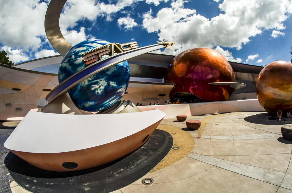 Mission Space Planets