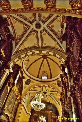 Poblana architecture