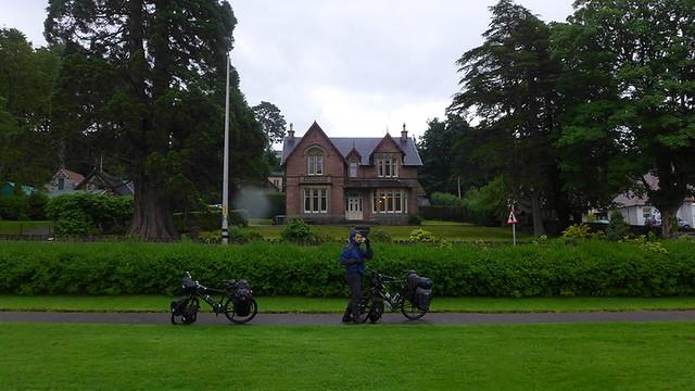 bisikletle iskoçya bike scotland 16