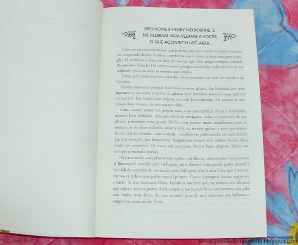 Diagramação, LetraImpressa, Resenha, livro, Linhagens, Eleonor Hertoz