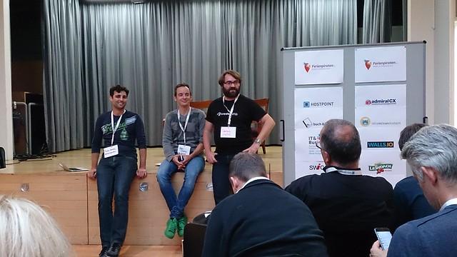 BarcampCH 2015