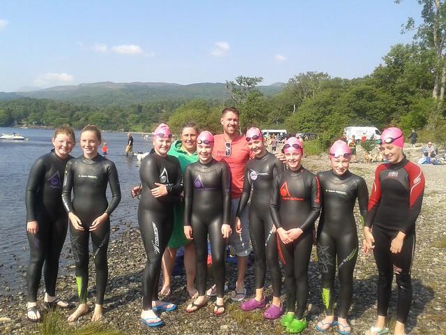 Loch Lomond-Come & Try Open Water Swimming