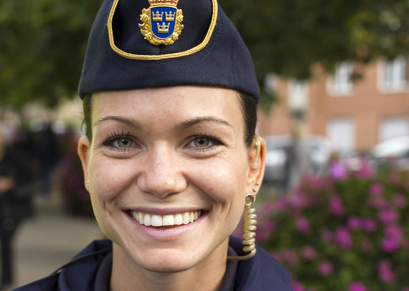 The Smiling Police