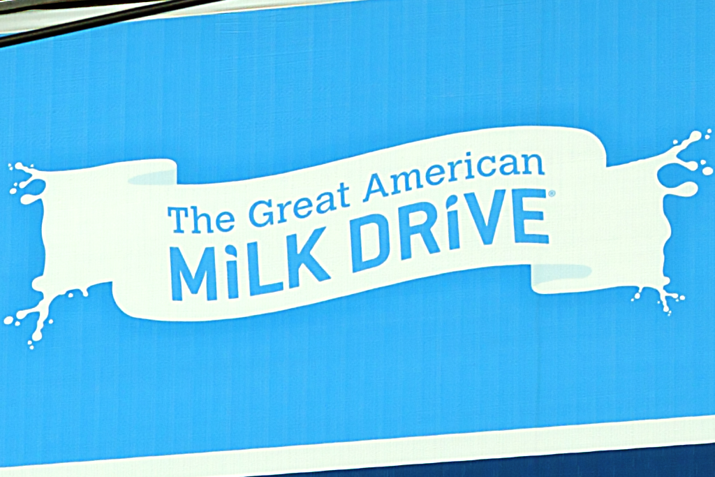 The Great American Milk Drive--Italian Market (detail)