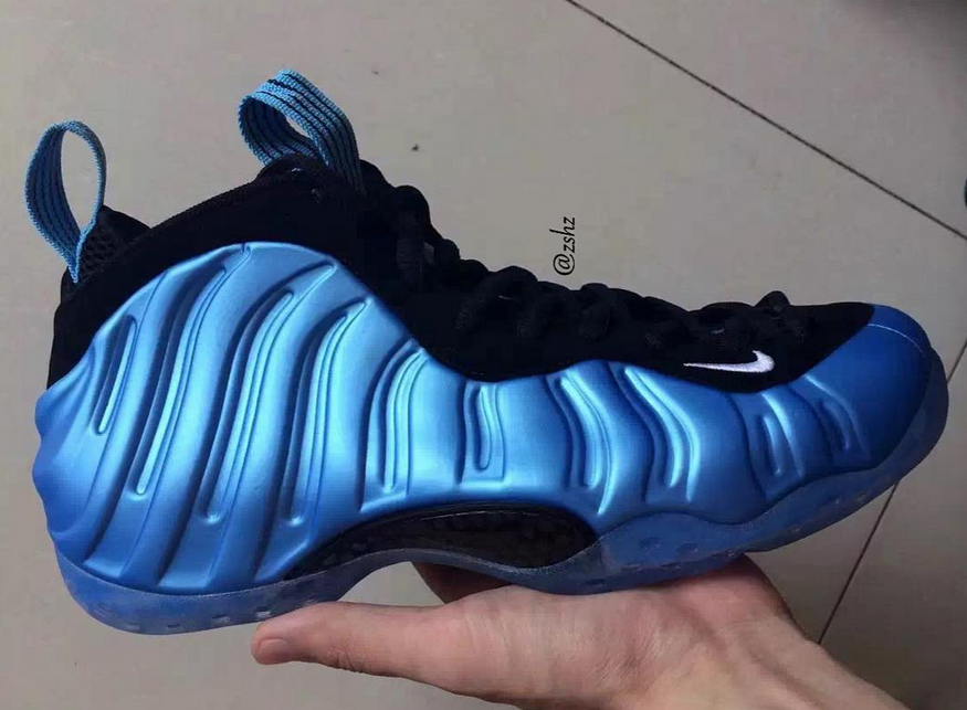 Nike Air Foamposite One Tianjin The Word on the Feet