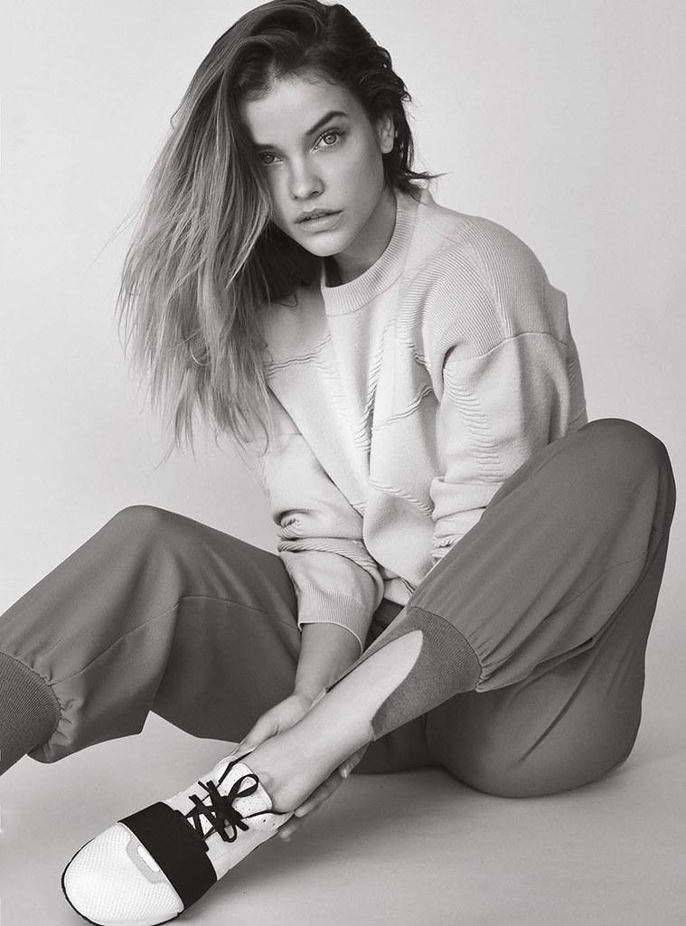 Барбара Палвин — Фотосессия для «Elle» HU 2015 – 4
