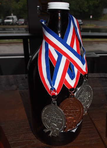 Three medals for Port City (2015 GABF)
