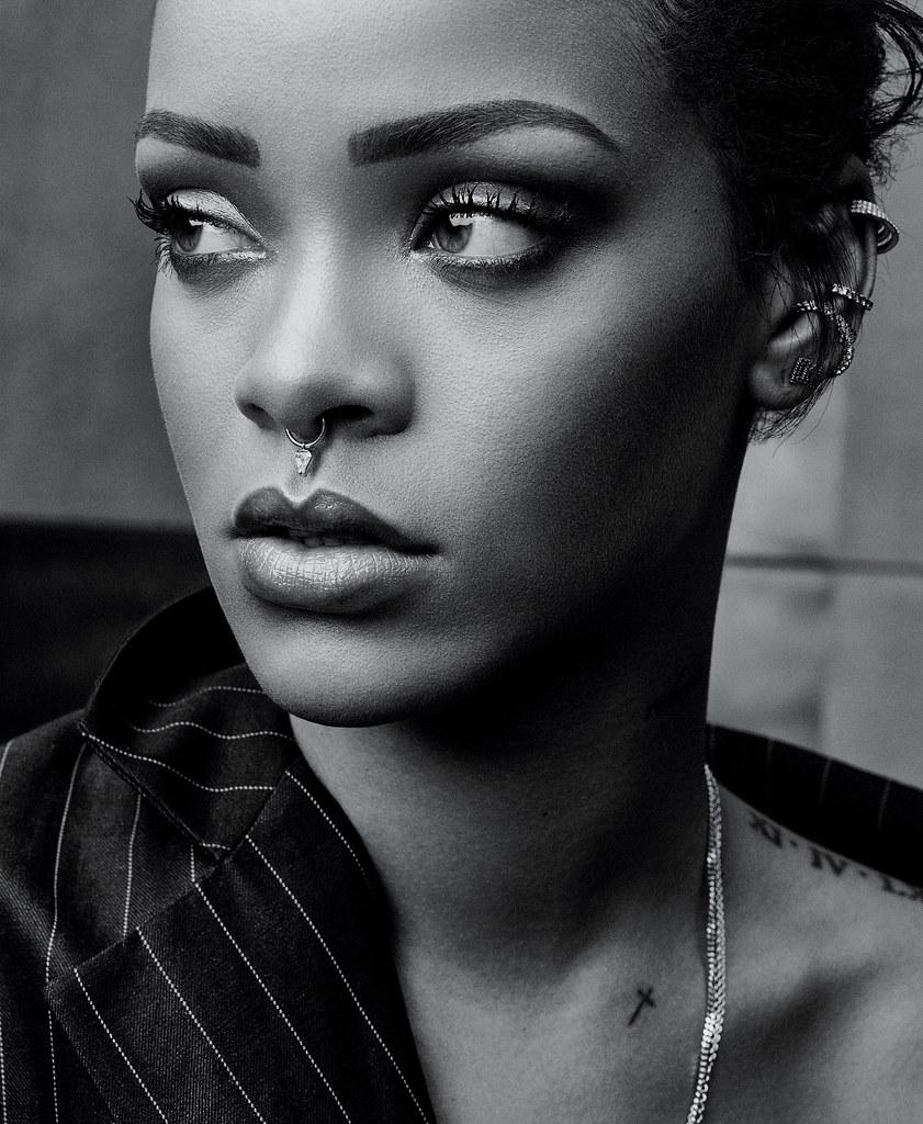 Рианна — Фотосессия для журнала «T» 2015 – 2