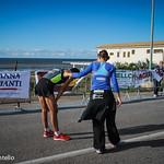 100 m. all'arrivo - Mare Lago delle Terre Pontine 2015