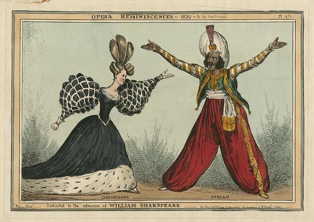 Opera Reminiscence's 1829
