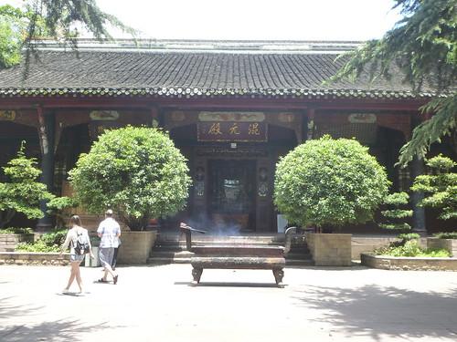 CH-Chengdu-Temple Taoiste (3)