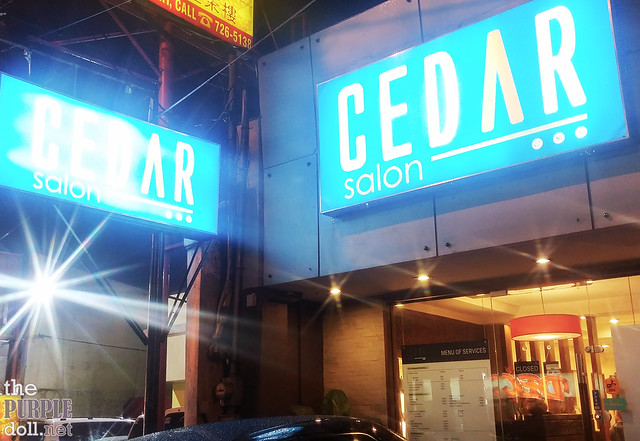 Cedar Salon Greenhills