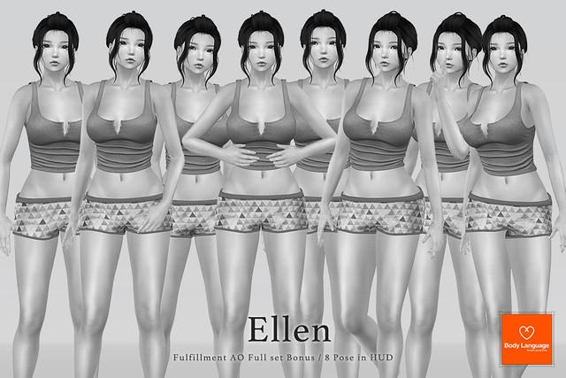 SS Pose Ellen